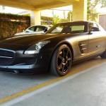 The best car deals for Matte Black Mercedes SLS AMG